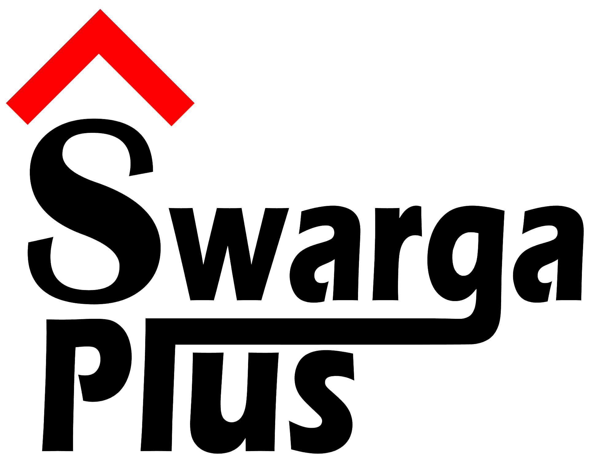 Логотип компании Swarga Plus